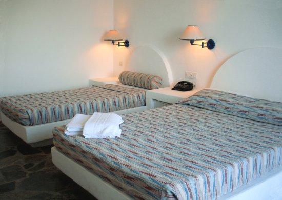 Patmos Paradise Hotel Photo