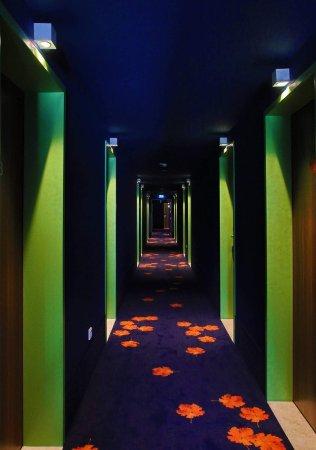 Ingelheim, Alemania: Hotelflur