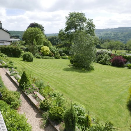 Gulworthy, UK: From the balcony