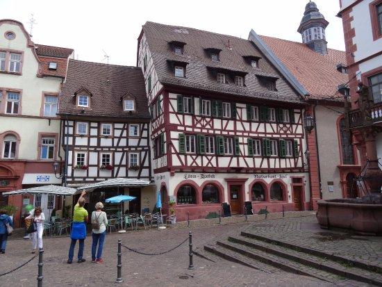 Lindenfels, Germany: Het gezellige plaatsje Weinheim