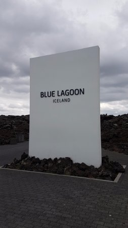 Grindavik, Iceland: Entrance to the Blue Lagoon