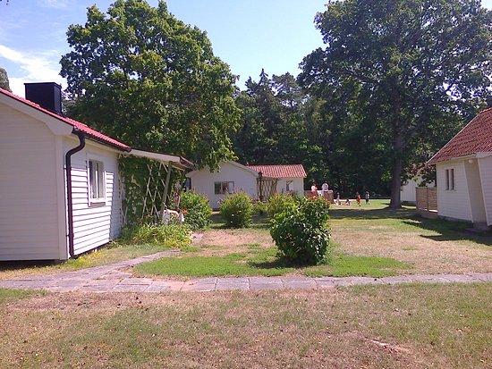 Tofta, Suecia: Området med boende