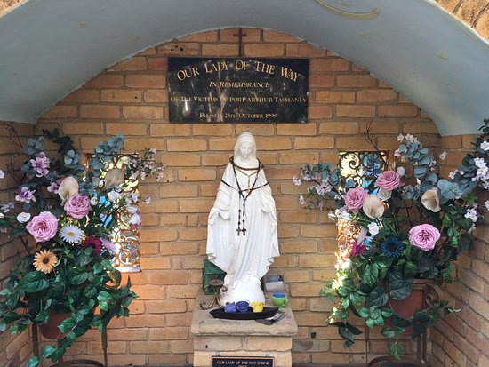 Shrine of Our Lady of Mercy at Penrose Park