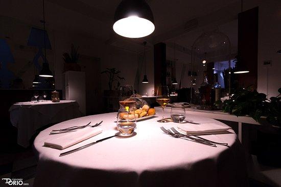 Vigodarzere, İtalya: sala ristorante