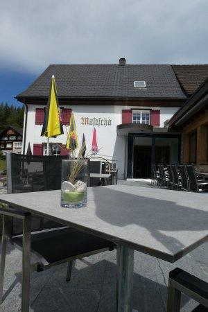 Triesenberg, Liechtenstein: Das Bild spricht für sich selbst. The picture speaks to you.