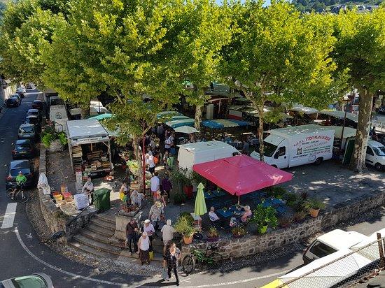 Entraygues-sur-Truyere, Fransa: Le Petit Chou