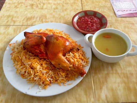 Chicken mandy picture of al bandar restaurant for yemeni food al bandar restaurant for yemeni food chicken mandy forumfinder Gallery