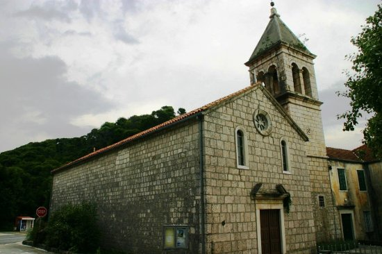 Zivogosce, Croatia: Abbey of the Holy Cross