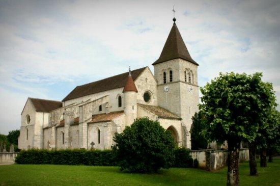 Eglise Saint-Christophe de Chissey-sur-Loue