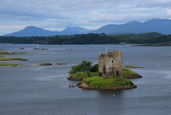 Appin, UK: Magnifica ....