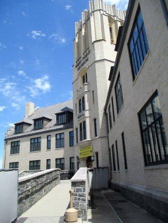 West Point, NY: entrance