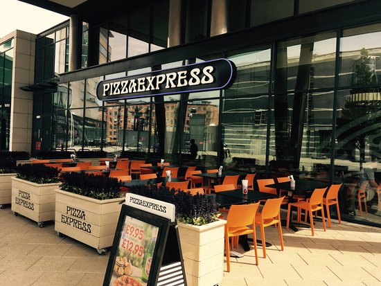 Convenient For The Armouries Pizza Express Leeds