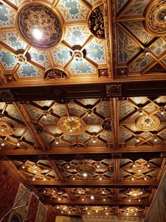 Haarzuilens, Paesi Bassi: The ceiling
