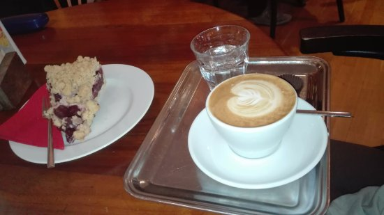 Kaffeehaus in Baden-Baden: coffee and cake