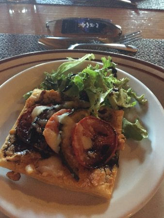 Shadow Lake Lodge: An example of the delicious food served!