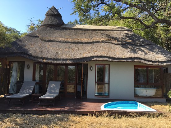 Imbali Safari Lodge: Bungalow