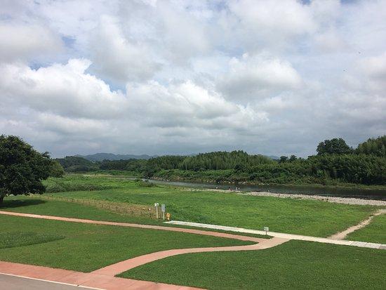 Hitachiomiya, Japan: 久慈川が隣を流れていますが、久慈川の鮎は関東一と云われています。塩焼きが旨い!