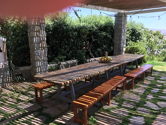Naxian Collection: outdoor dinning
