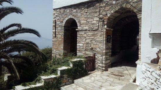 Kardiani, Greece: Προς τ'αριστερά... To the left...