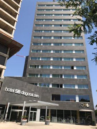 Hotel SB Diagonal Zero Barcelona : photo0.jpg