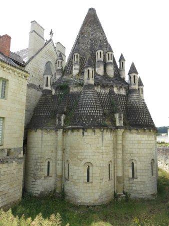 Fontevraud-l'Abbaye, Francia: Cuisines