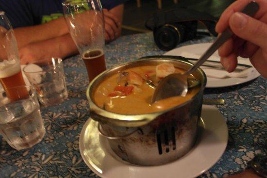 Blue Bali: Vorsuppe