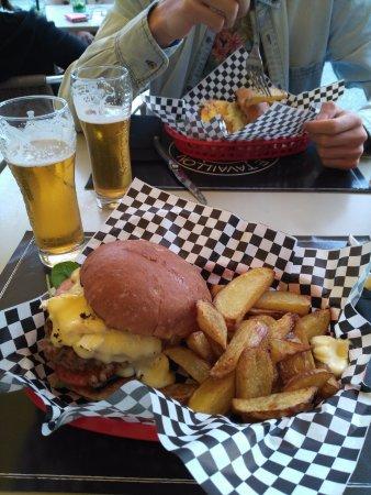 Le TAVAILLON : Burger Tavaillon