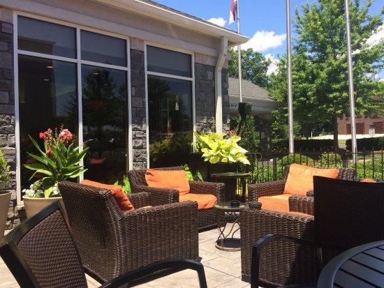 Hilton Garden Inn Winston Salem Updated 2018 Hotel Reviews Price Comparison Nc Tripadvisor