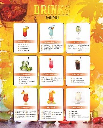 Dielsdorf, Suisse : Feine Cocktails