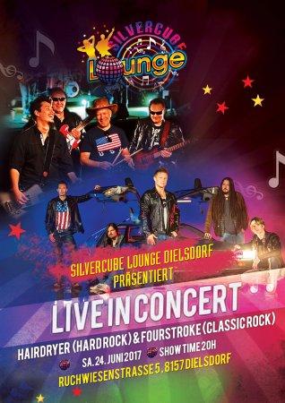 Dielsdorf, Suisse : Live Konzerte