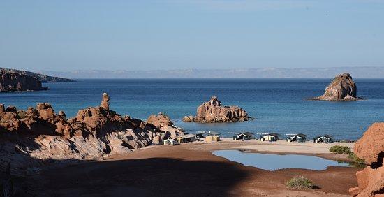 Baja Camp Image