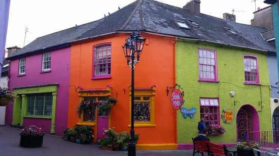 Ashgrove B&B: Colourful Kinsale