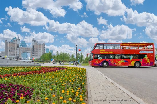 Astana Sightseeing Tours