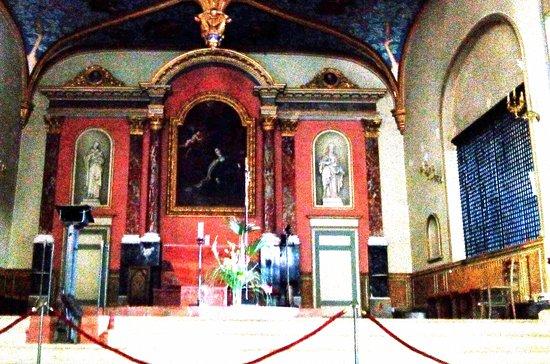 Chapelle du Carmel de la Sainte Mere de Dieu