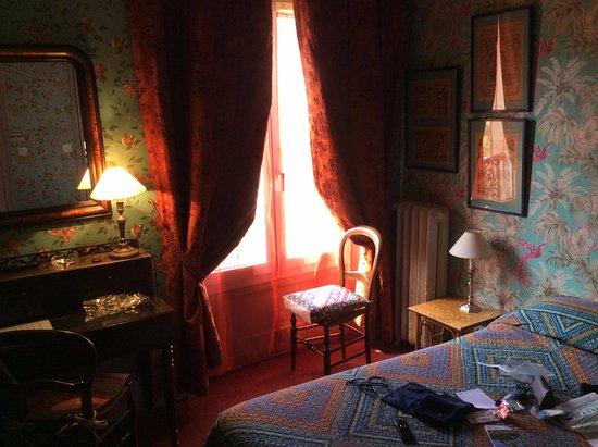Hotel de Nice: номер 13