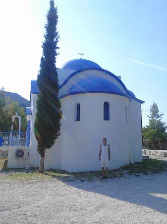 Zola, Greece: Agia Kyriaki