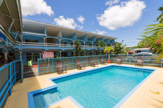 Pool - Picture of Surf Side Hotel, Tobago - Tripadvisor