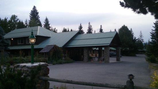 Bonners Ferry Log Inn Photo
