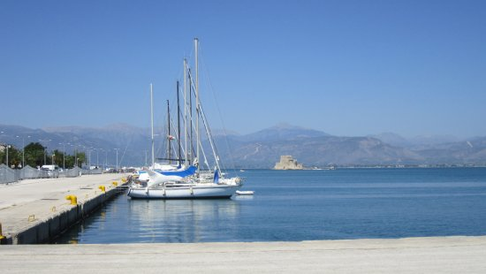Παραλία Ναυπλίου