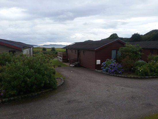 Tralee Bay Holiday Park: Lovely views beautiful park