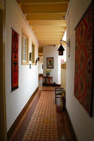 Casa De Huespedes Porta: På vej til værelset
