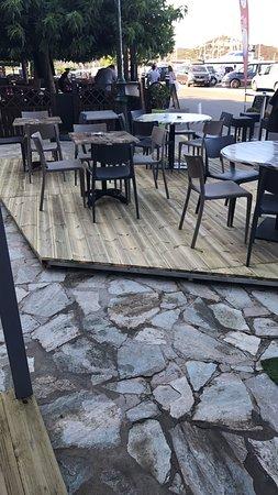 Nouvelle Terrasse Nouveau Mobilier Photo De L Endroit