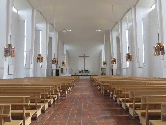 Seinajoki, Finlandia: Inside the church