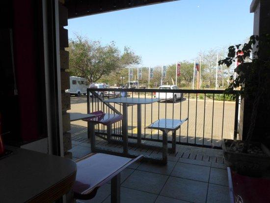 Komatipoort, جنوب أفريقيا: Scenes from Wimpy