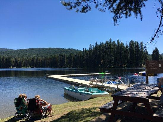 Beaver Lodge Resort: Waterfront at Beaver Lodge