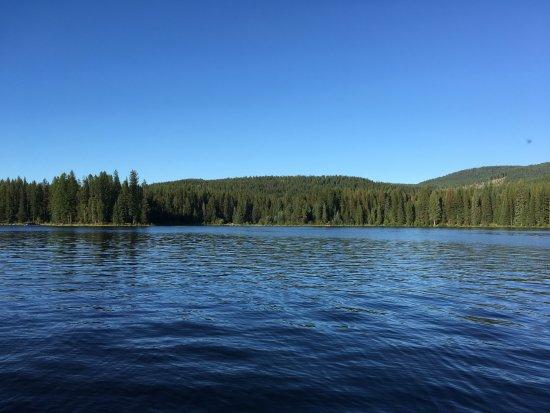 Beaver Lodge Resort: Gillette Lake at Beaver Lodge