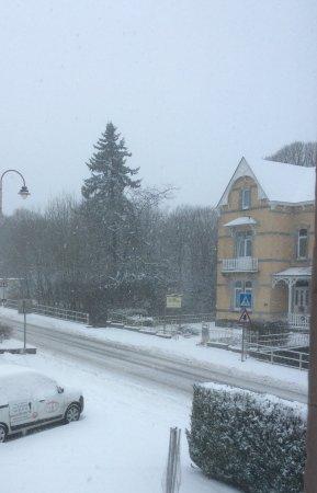 Paliseul, Belgique : Winter feeling