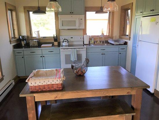 Hartland, VT: Kitchen