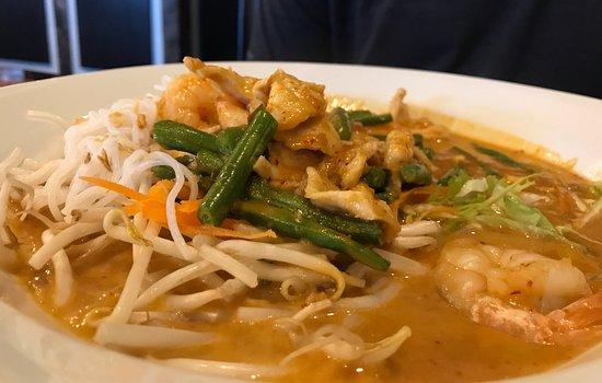 Thai spice authen7c thai cuisine bel air restaurant for Air thai cuisine
