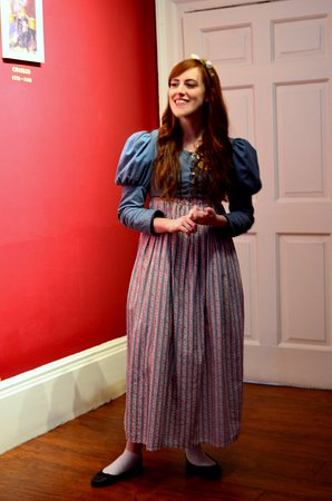 The Jane Austen Centre: Recognise Lydia from Pride & Prejudice?